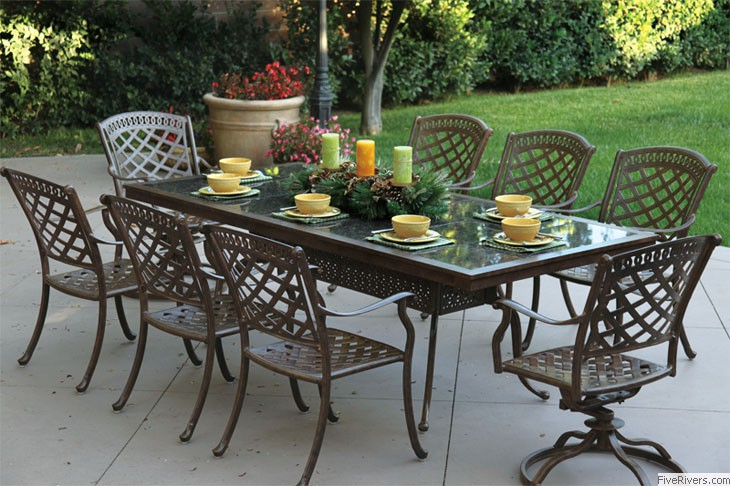 - Darlee Patio Furniture